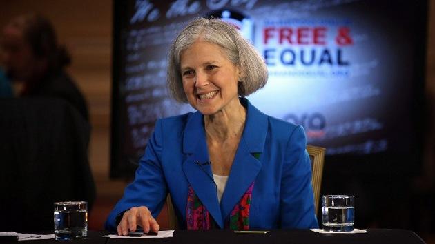 Vuelven a arrestar a la candidata a la presidencia de EE.UU., Jill Stein