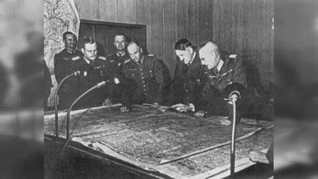 Éxitos y fracasos del Plan Barbarroja (el 22 de junio – diciembre de 1941)
