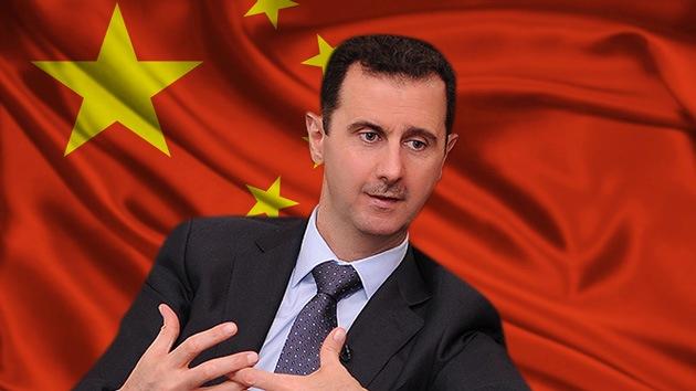 Assad intenta resolver el conflicto sirio con ayuda de China