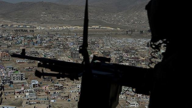 Un ataque aéreo de la OTAN mata a dos niños en Afganistán