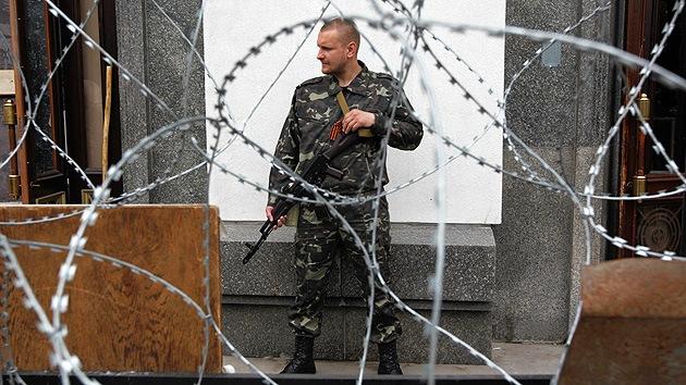 La República Popular de Lugansk introduce la ley marcial