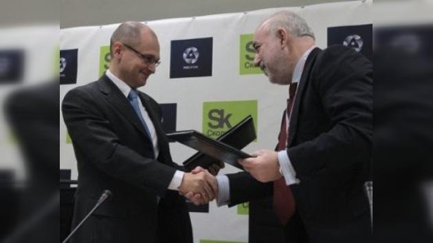 En Skólkovo se deciden las futuras investigaciones del centro tecnológico