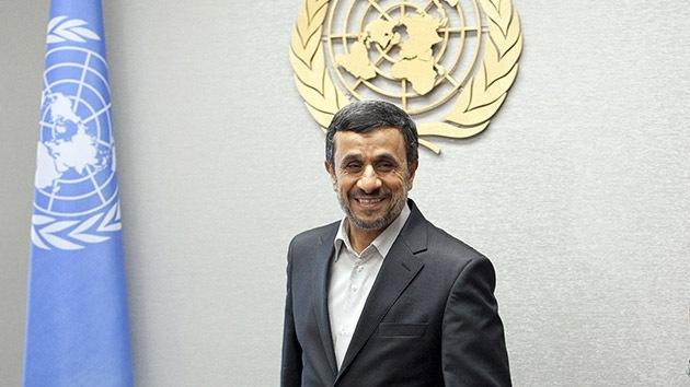 Ahmadineyad: EE.UU. condena el plan nuclear iraní, pero ignora el arsenal atómico de Israel
