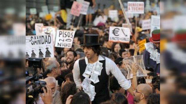 El 'virus' Ocupa Wall Street continúa propagándose por todo el mundo