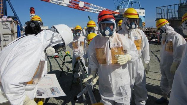 Fukushima registra un nuevo máximo de radiación nuclear