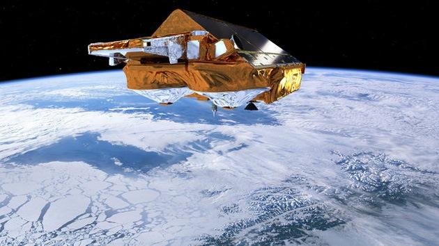 El volumen de hielo en el Ártico aumentó un 50% en un año