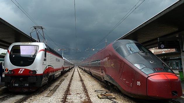 Detienen a un egipcio que transportaba explosivos en el tren París-Venecia