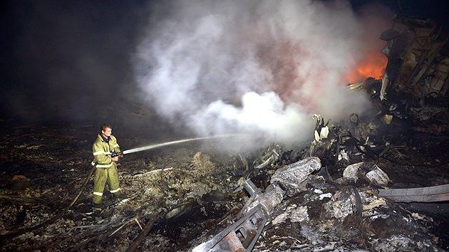 Tragedia del Boeing-777 en Ucrania