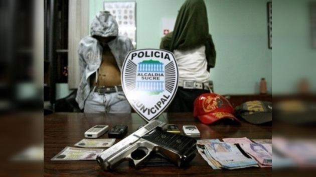 Malandros, la pesadilla de Caracas