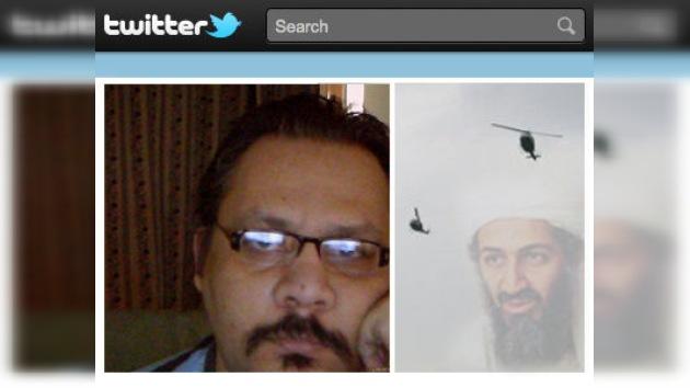 Un informático cubrió, sin querer, la muerte de Bin Laden vía Twitter