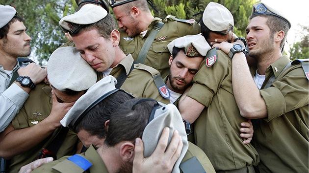 Alarmante aumento de suicidios de soldados israelíes tras la operación en Gaza