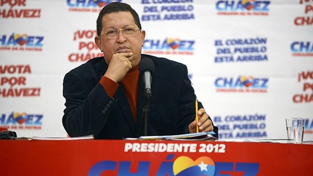 La carrera de Hugo Chávez hacia su nuevo mandato