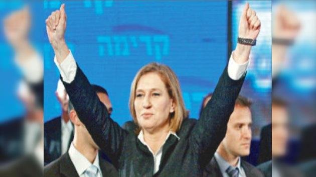 El primer ministro israelí ofrece a Tzipi Livni formar parte de su gobierno