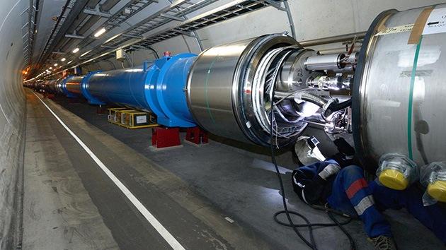 El Gran Colisionador cierra hasta 2014 por un proceso de modernización