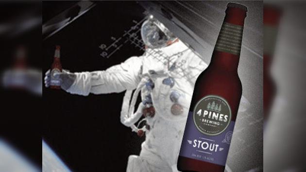 Los cosmonautas podrán disfrutar de la cerveza en el espacio