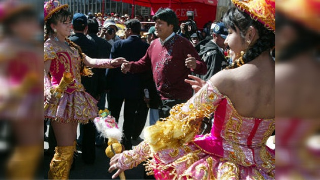 Bolivia defiende por ley la 'paternidad' de sus bailes folclóricos