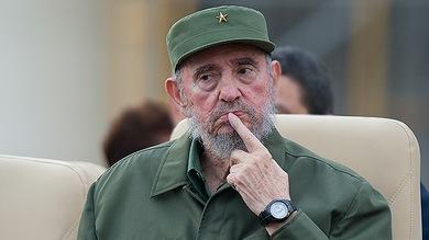 Fidel Castro propone entregar medallas de barro a Obama y Trump