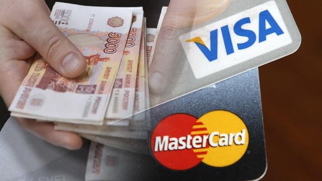 Lavrov: Moscú encontrará reemplazo a Visa y Mastercard si se niegan a trabajar en Rusia