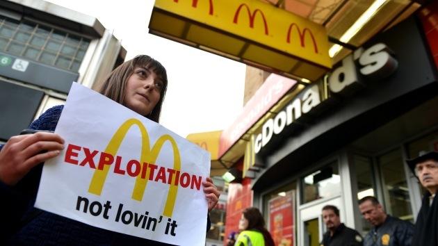 McDonald's podría pagar salarios más altos