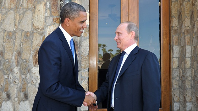 """Por evitar la guerra aplauden a Putin, no a Obama"""
