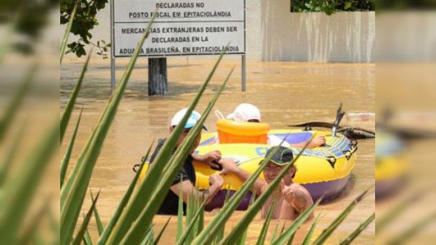 Bolivia decreta el estado de emergencia nacional por lluvias