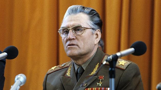 Fallece el mariscal de la URSS Vasily Petrov