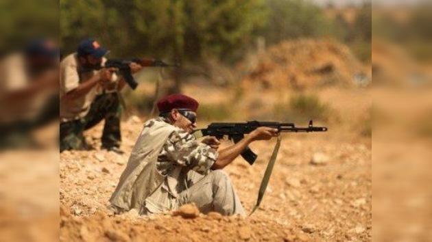 Los rebeldes libios, a punto de asaltar el enclave gadafista de Bani Walid