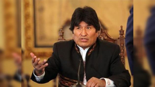 Evo Morales quiere expulsar a USAID de Bolivia