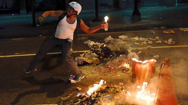 Minuto a minuto: Tensión en Venezuela