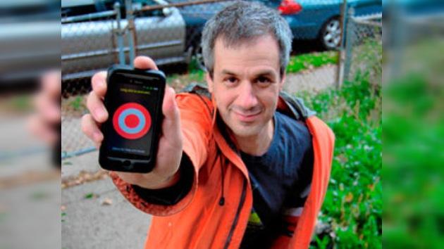 'Me detuvieron', la nueva aplicación para teléfonos móviles de los 'indignados'