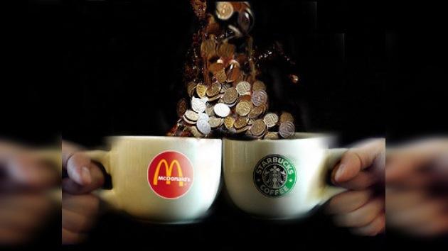 Las 'fast food' motivan la esperanza económica