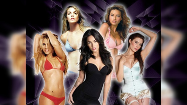 La lista ya está lista: Reveladas las 50 chicas más sexys del planeta