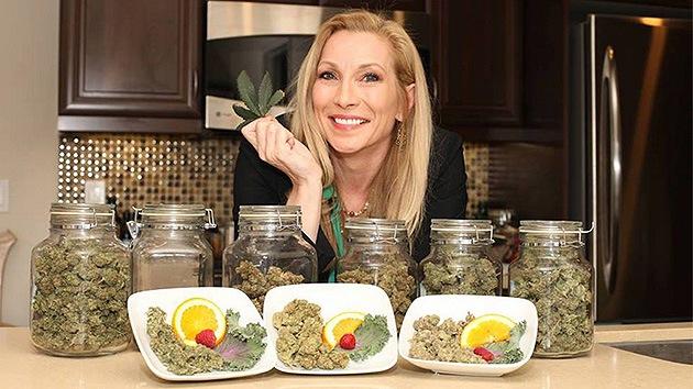 Las 'mamás de la marihuana' dicen que el cannabis las hace ser mejores madres