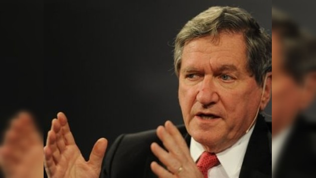 El diplomático Richard Holbrooke se encuentra en estado crítico
