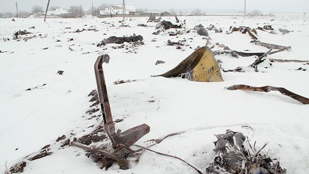 MH17: Kiev ignoró la advertencia de Eurocontrol de que cerrara su espacio aéreo