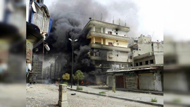 Siria, en el punto de mira de la oposición armada... y de Occidente