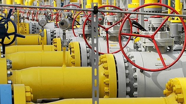 La empresa húngara FGSZ suspende el suministro de gas a Ucrania