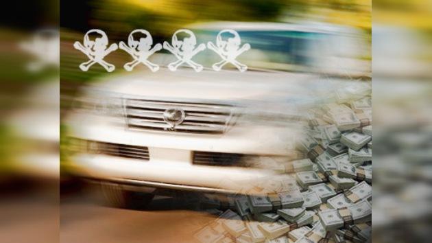 Toyota pagará US$10M por un accidente producido en 2009