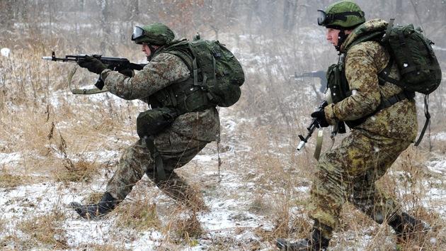 El Ejército ruso recibirá el kit del 'soldado del futuro' en octubre