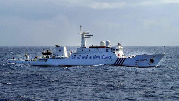 Patrulleras chinas vuelven a entrar en aguas de las islas en disputa con Japón