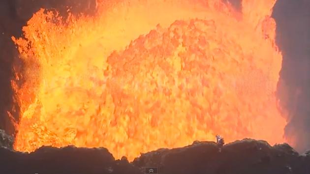 Video: La erupción volcánica más increíble de todos los tiempos