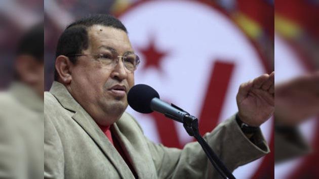 """Hugo Chávez: """"¡Aquí voy, levantando el vuelo como el Cóndor!"""""""