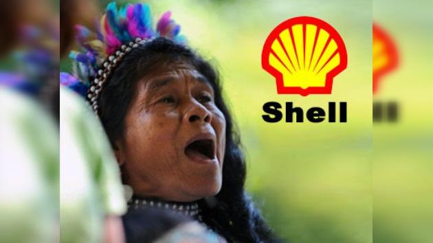 Indígenas brasileños exigen que Shell abandone sus tierras