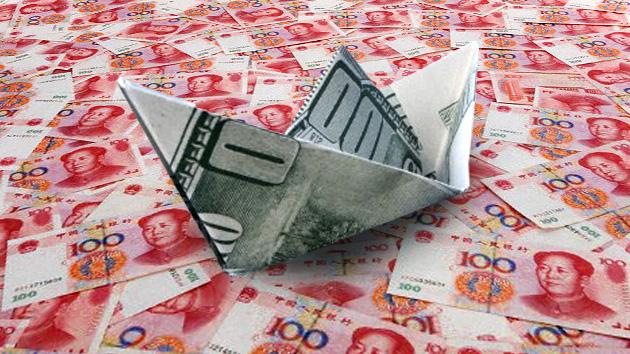 China y EE.UU. compiten por el patrón oro