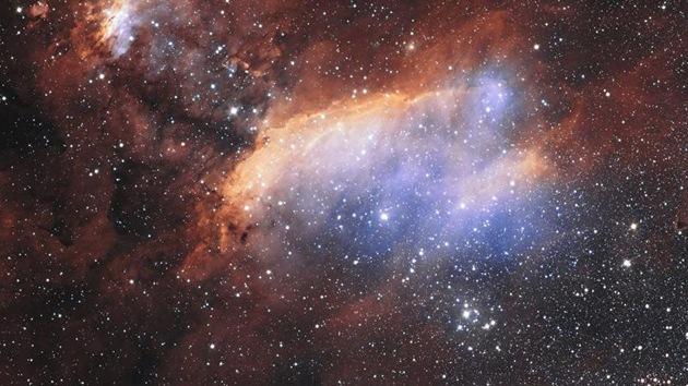 Astrónomos en Chile revelan imágenes de una enorme 'guardería estelar'