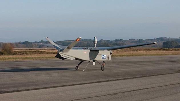España ensaya su propio 'drone' táctico que podría servir como aparato civil