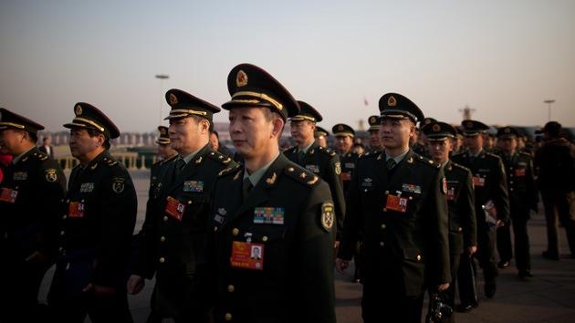 China revela por primera vez la estructura de su Ejército