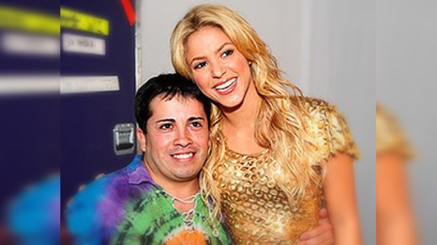 Shakira y Shakiro cantaron a dúo en Chile