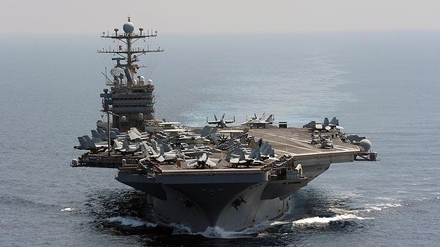 Irán atacará los barcos de EE.UU. si hay una guerra