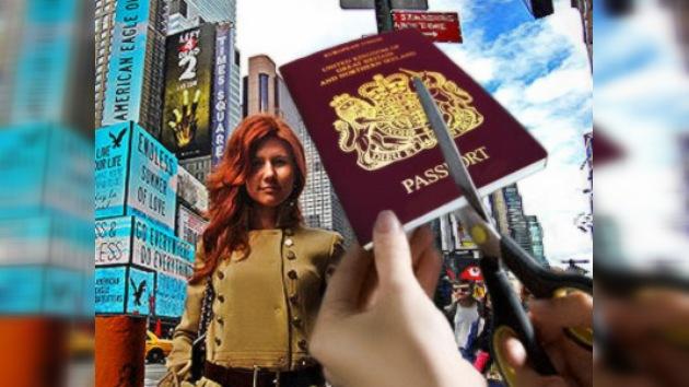 Revocan ciudadanía británica a supuesta espía rusa